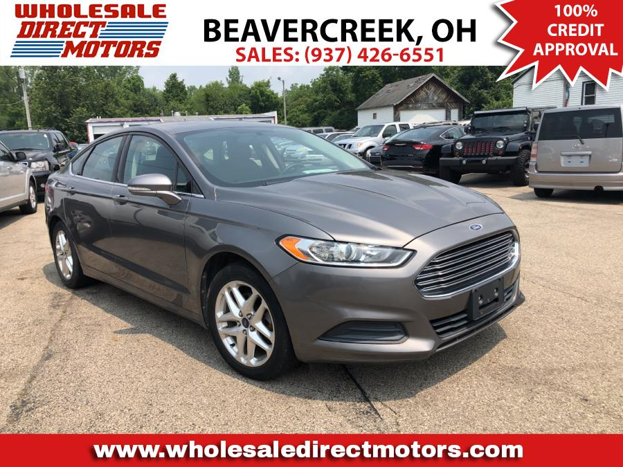 2013 Ford Fusion 4dr Sdn SE FWD, available for sale in Beavercreek, OH