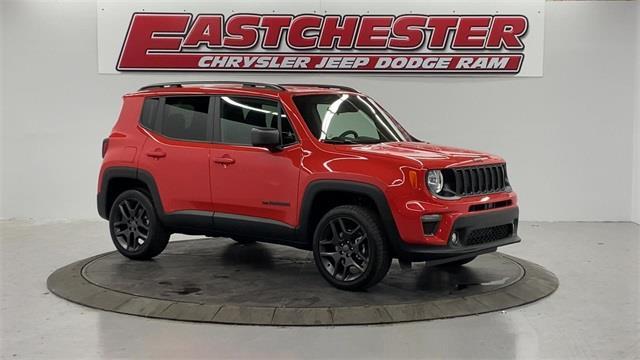 Used Jeep Renegade Latitude 2021 | Eastchester Motor Cars. Bronx, New York