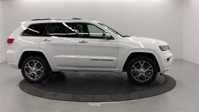 Used Jeep Grand Cherokee Overland 2021 | Eastchester Motor Cars. Bronx, New York