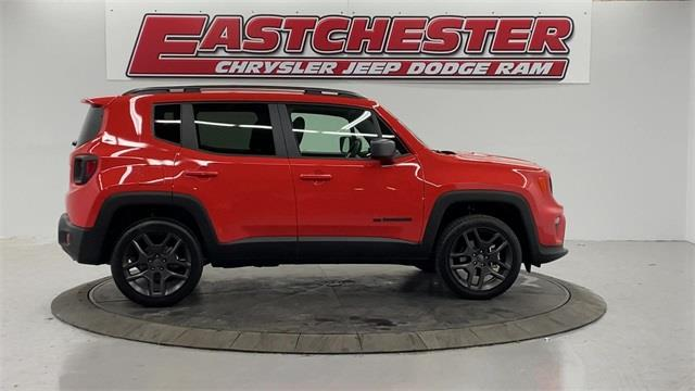 Used Jeep Renegade Latitude 2021   Eastchester Motor Cars. Bronx, New York