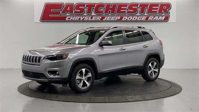 Used Jeep Cherokee Limited 2021   Eastchester Motor Cars. Bronx, New York