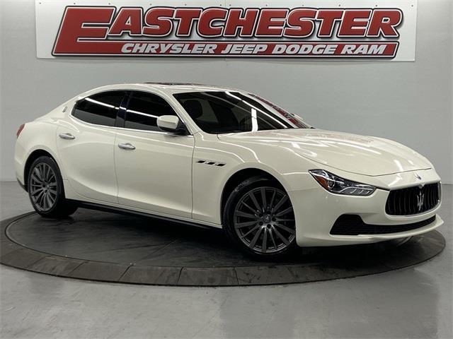 Used 2017 Maserati Ghibli in Bronx, New York | Eastchester Motor Cars. Bronx, New York