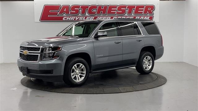 Used Chevrolet Tahoe LT 2018 | Eastchester Motor Cars. Bronx, New York