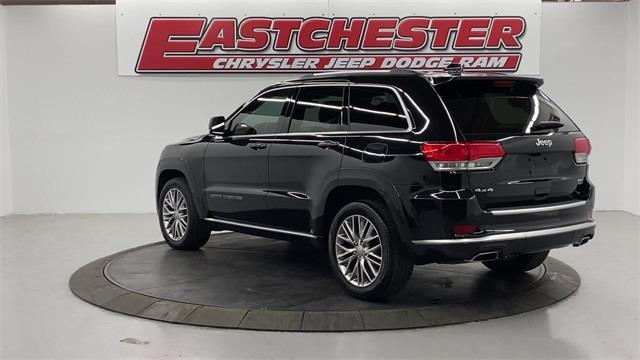 Used Jeep Grand Cherokee Summit 2018 | Eastchester Motor Cars. Bronx, New York