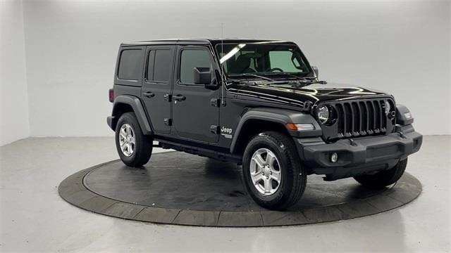 Used Jeep Wrangler Unlimited Sport 2018 | Eastchester Motor Cars. Bronx, New York
