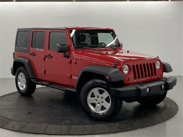 Used Jeep Wrangler Unlimited Sport 2011 | Eastchester Motor Cars. Bronx, New York