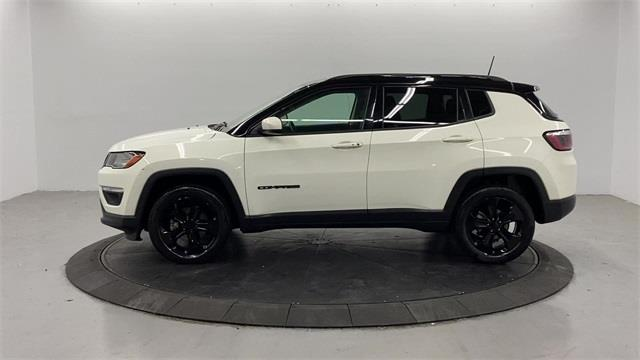 Used Jeep Compass Altitude 2018 | Eastchester Motor Cars. Bronx, New York