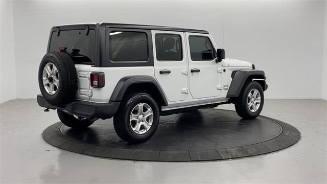 Used Jeep Wrangler Unlimited Sport 2019   Eastchester Motor Cars. Bronx, New York