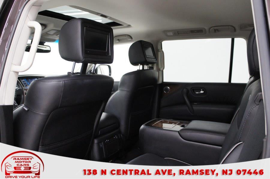 Used Infiniti QX56 4WD 4dr *Ltd Avail* 2013   Ramsey Motor Cars Inc. Ramsey, New Jersey