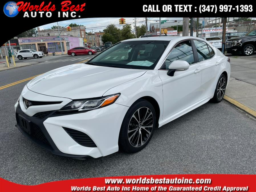 2018 Toyota Camry SE Auto (Natl), available for sale in Brooklyn, NY