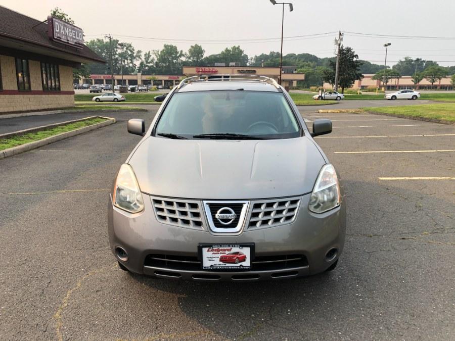 Used Nissan Rogue AWD 4dr S w/CA Emissions 2008 | Ledyard Auto Sale LLC. Hartford , Connecticut