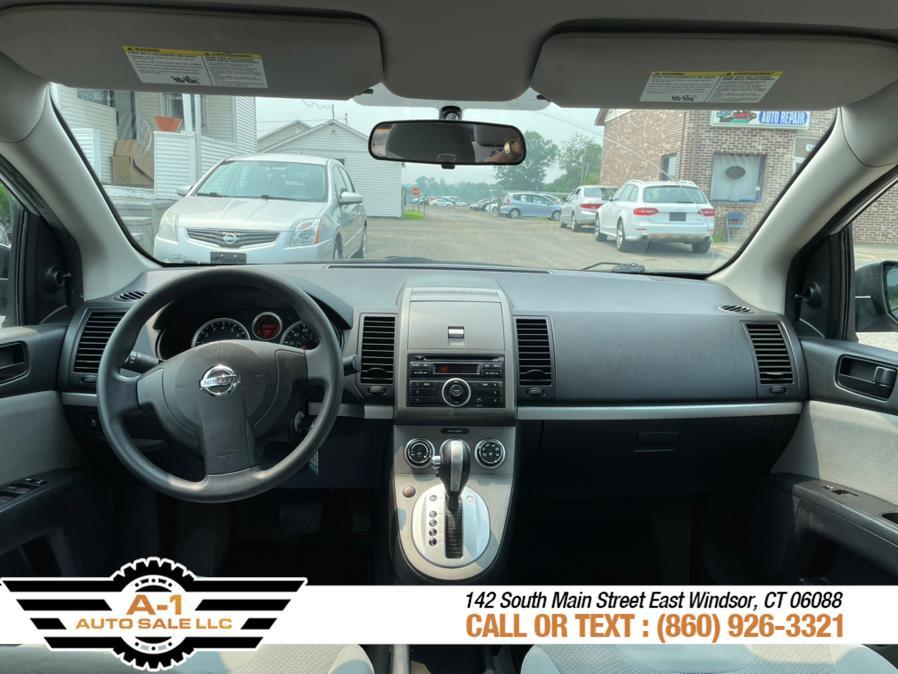 Used Nissan Sentra 4dr Sdn I4 CVT 2.0 S 2012   A1 Auto Sale LLC. East Windsor, Connecticut