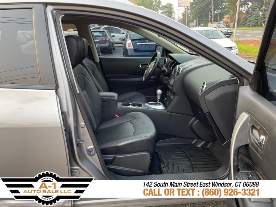 Used Nissan Rogue AWD 4dr SV w/SL Pkg 2012   A1 Auto Sale LLC. East Windsor, Connecticut