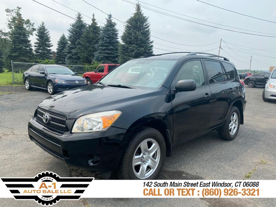 Used Toyota RAV4 4WD 4dr 4-cyl 4-Spd AT (Natl) 2008 | A1 Auto Sale LLC. East Windsor, Connecticut