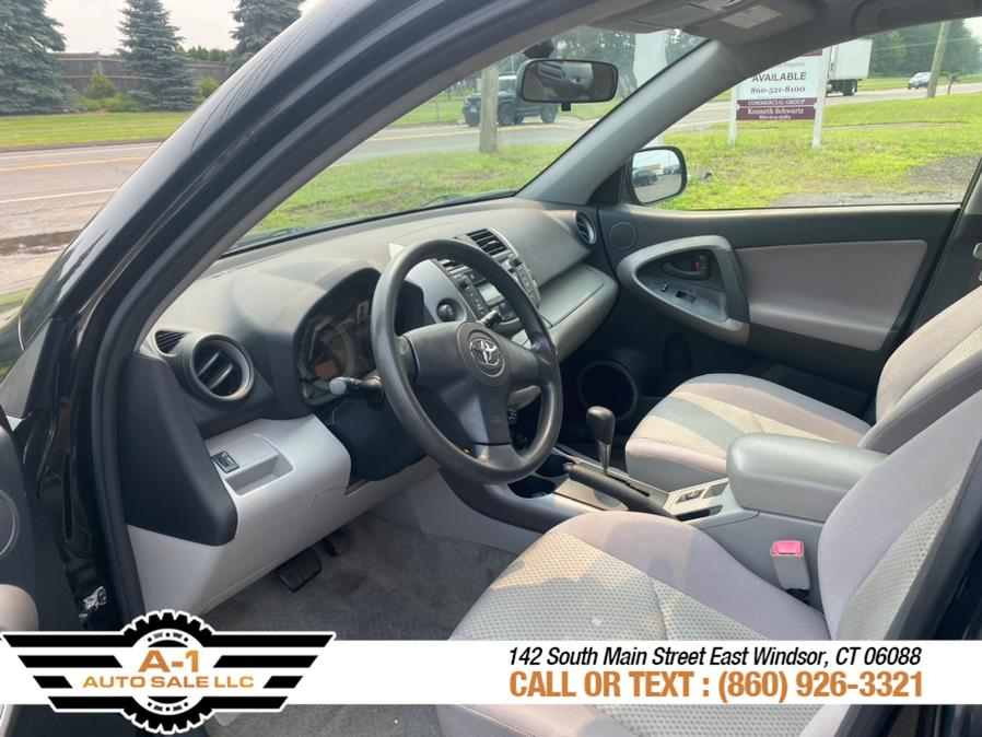 Used Toyota RAV4 4WD 4dr 4-cyl 4-Spd AT (Natl) 2008   A1 Auto Sale LLC. East Windsor, Connecticut