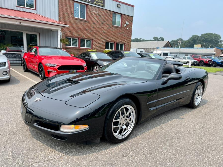 Used Chevrolet Corvette 2dr Convertible 2003   Mike And Tony Auto Sales, Inc. South Windsor, Connecticut
