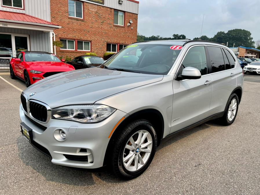 Used BMW X5 AWD 4dr xDrive35i 2015 | Mike And Tony Auto Sales, Inc. South Windsor, Connecticut