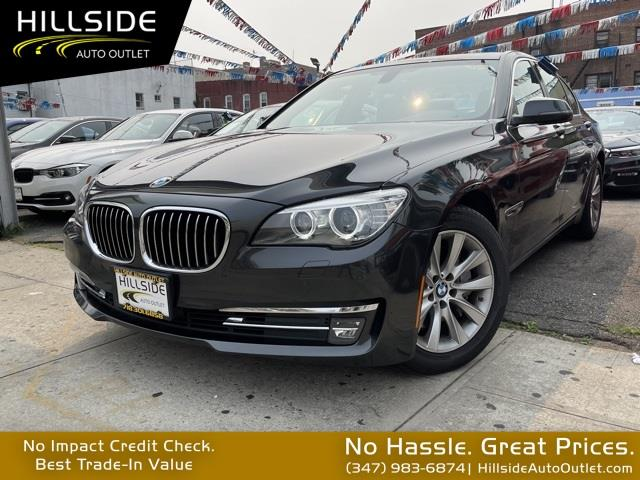 Used BMW 7 Series 740i 2015 | Hillside Auto Outlet. Jamaica, New York