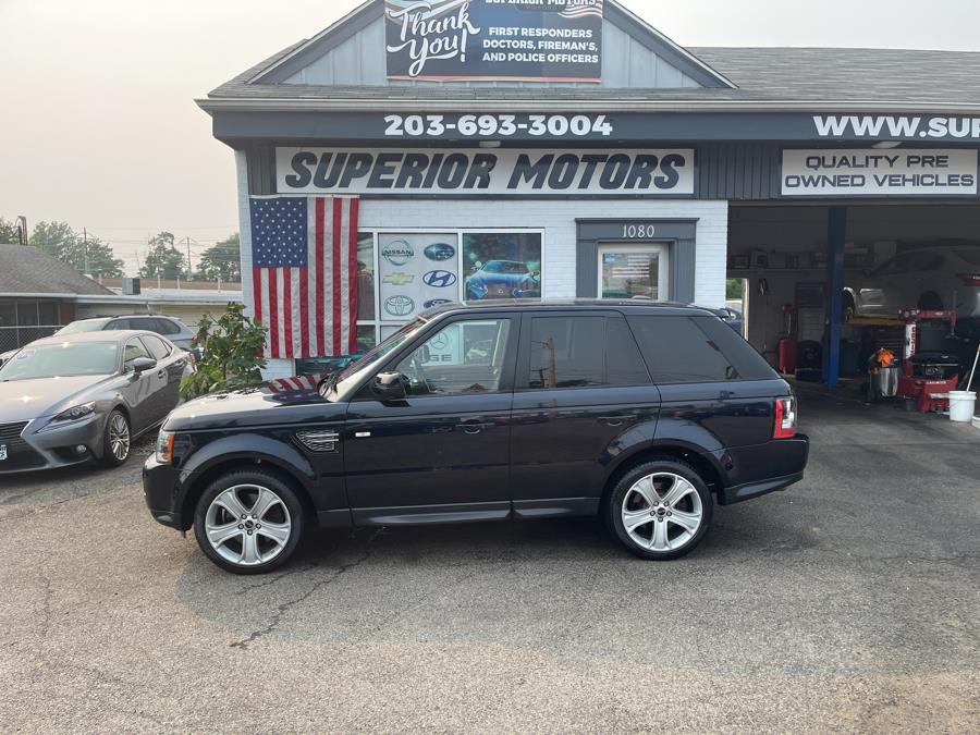 Used 2012 Land Rover HSE LUXURY Range Rover Sport in Milford, Connecticut | Superior Motors LLC. Milford, Connecticut
