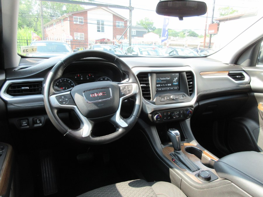 Used GMC Acadia AWD 4dr SLE w/SLE-1 2018 | Route 27 Auto Mall. Linden, New Jersey