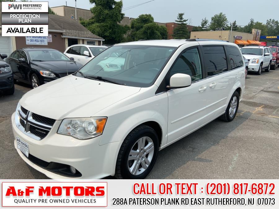 Used 2012 Dodge Grand Caravan in East Rutherford, New Jersey | A&F Motors LLC. East Rutherford, New Jersey