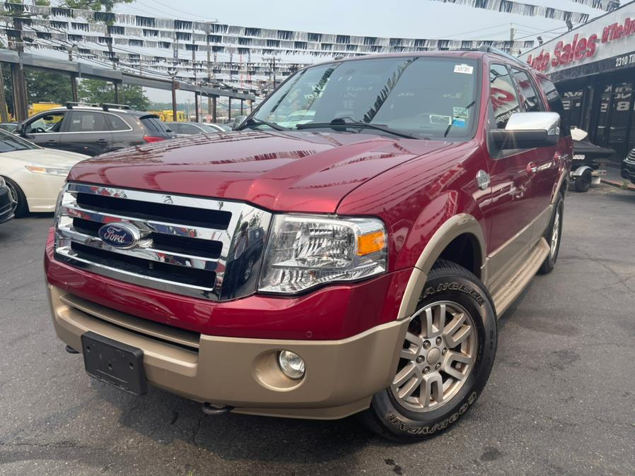 Used Ford Expedition 4WD 4dr King Ranch 2013 | Champion Auto Sales Of The Bronx. Bronx, New York