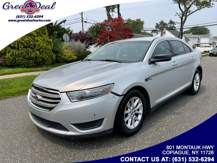 Used 2013 Ford Taurus in Copiague, New York | Great Deal Motors. Copiague, New York
