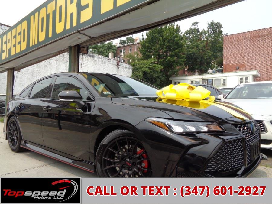 Used Toyota Avalon V6 TRD 2020   Top Speed Motors LLC. Jamaica, New York