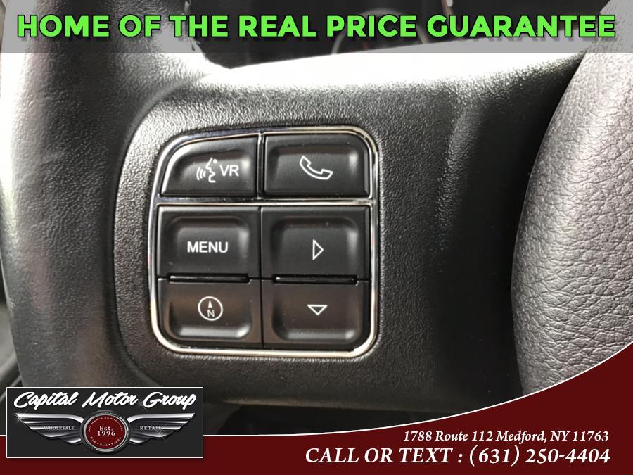 Used Jeep Wrangler Unlimited 4WD 4dr Sahara 2015   Capital Motor Group Inc. Medford, New York