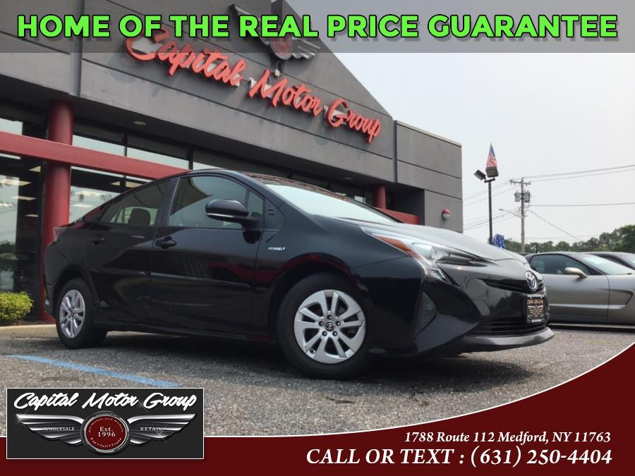 Used Toyota Prius 5dr HB Two (Natl) 2016 | Capital Motor Group Inc. Medford, New York