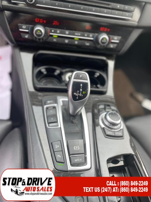 Used BMW 5 Series 4dr Sdn 550i xDrive AWD 2011 | Stop & Drive Auto Sales. East Windsor, Connecticut