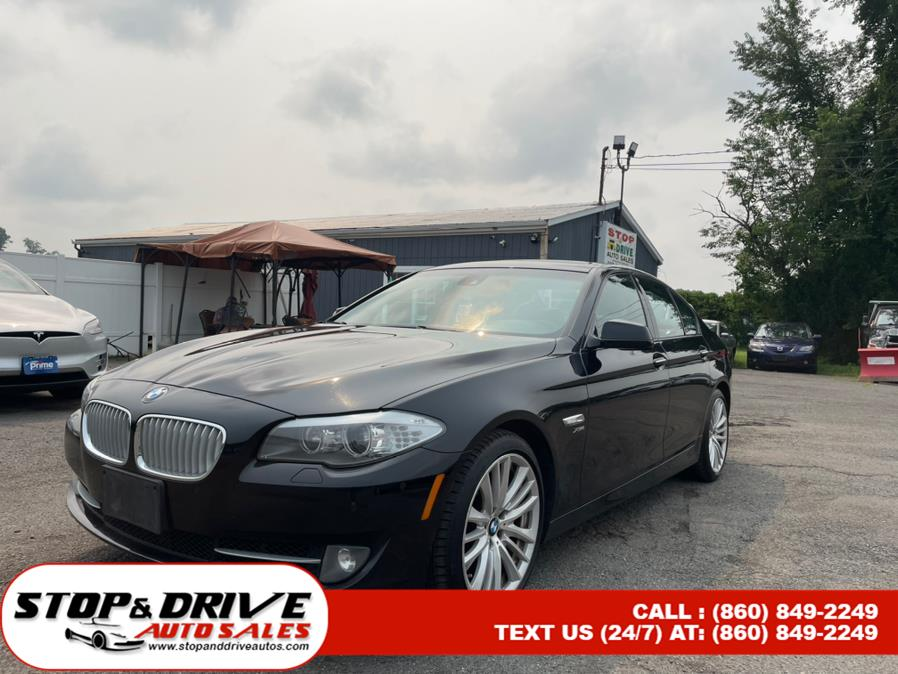 Used 2011 BMW 5 Series in East Windsor, Connecticut | Stop & Drive Auto Sales. East Windsor, Connecticut