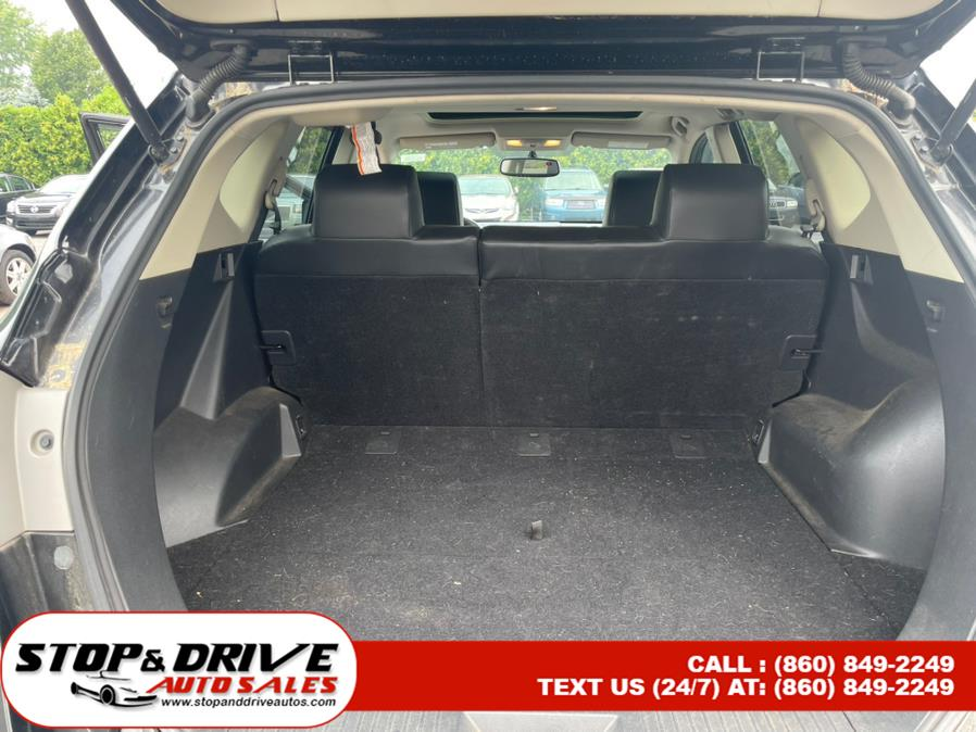 Used Nissan Rogue AWD 4dr S 2009 | Stop & Drive Auto Sales. East Windsor, Connecticut