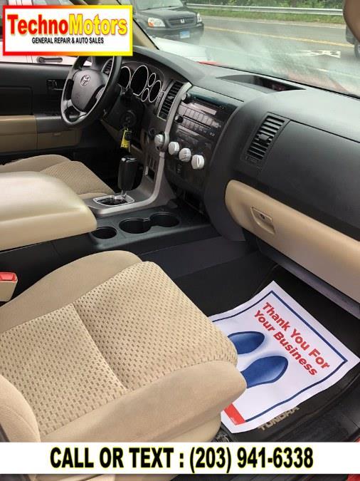 Used Toyota Tundra 4WD Truck Double Cab 4.6L V8 6-Spd AT 2012 | Techno Motors . Danbury , Connecticut