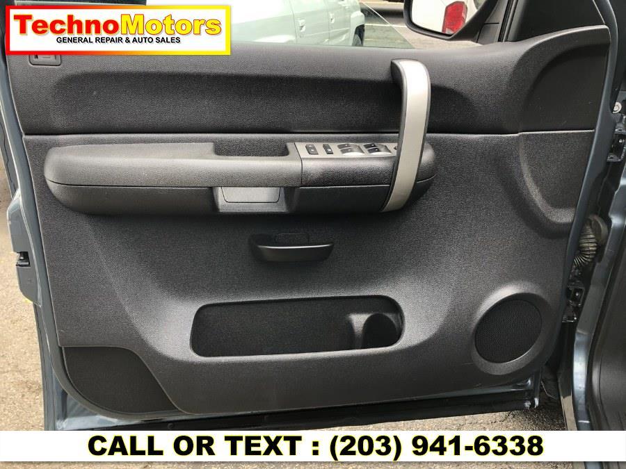 "Used GMC Sierra 1500 4WD Ext Cab 134.0"" SLE1 2008 | Techno Motors . Danbury , Connecticut"
