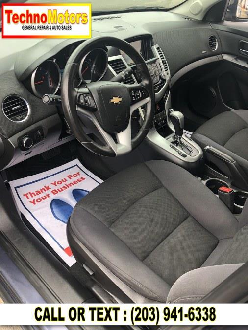 Used Chevrolet Cruze 4dr Sdn Auto 1LT 2014   Techno Motors . Danbury , Connecticut