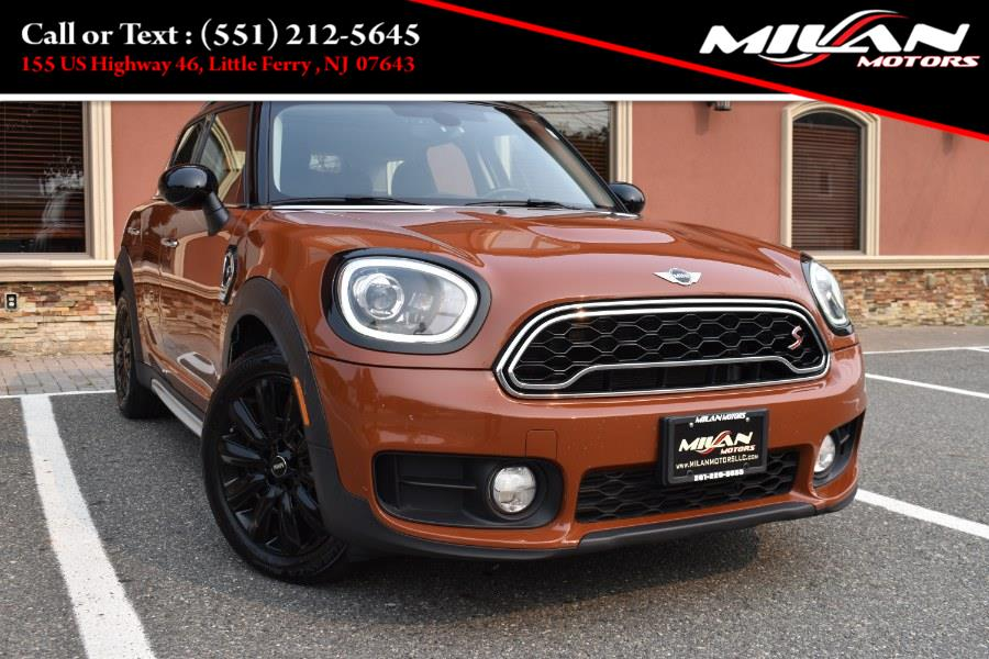 Used MINI Countryman Cooper S FWD 2017 | Milan Motors. Little Ferry , New Jersey