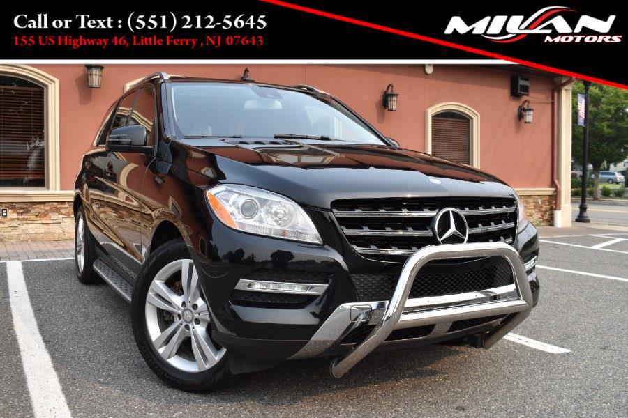 Used Mercedes-Benz M-Class 4MATIC 4dr ML 350 2014   Milan Motors. Little Ferry , New Jersey