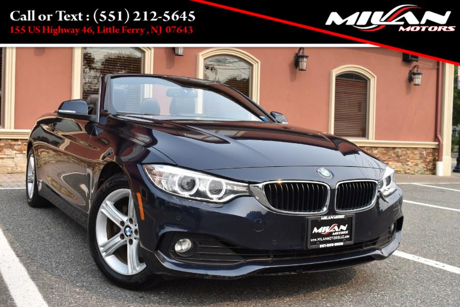 Used BMW 4 Series 2dr Conv 428i xDrive AWD SULEV 2014 | Milan Motors. Little Ferry , New Jersey