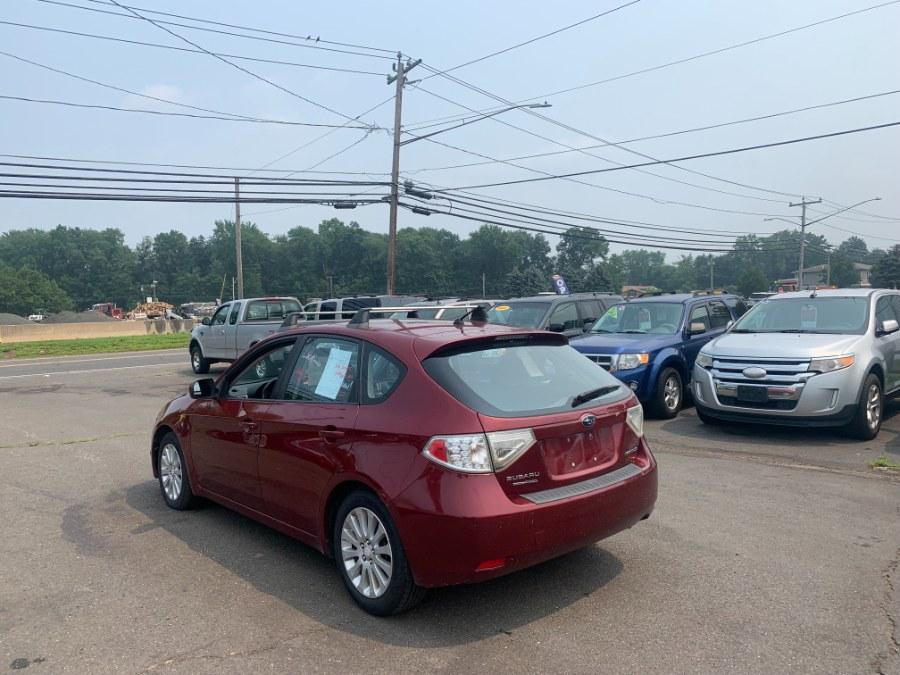 Used Subaru Impreza Wagon 5dr Man 2.5i Premium w/Pwr Moonroof Value Pkg 2011 | CT Car Co LLC. East Windsor, Connecticut