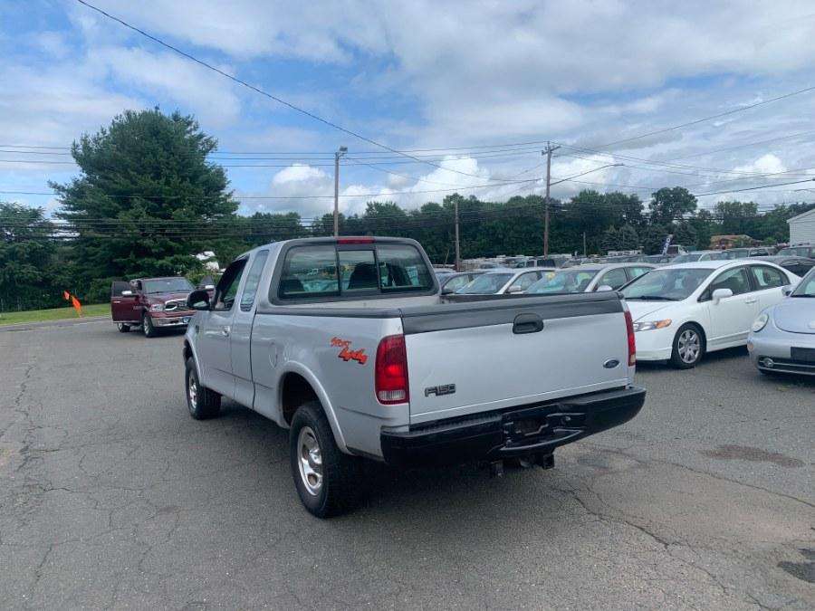 "Used Ford F-150 Supercab 139"" 4WD XLT 1999 | CT Car Co LLC. East Windsor, Connecticut"
