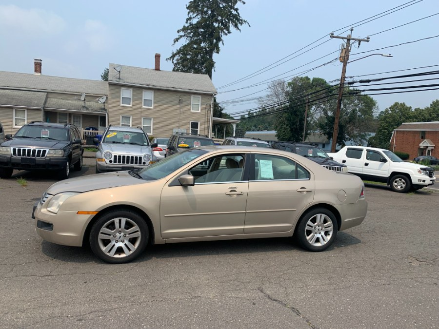 Used Ford Fusion 4dr Sdn I4 SEL FWD 2008   CT Car Co LLC. East Windsor, Connecticut