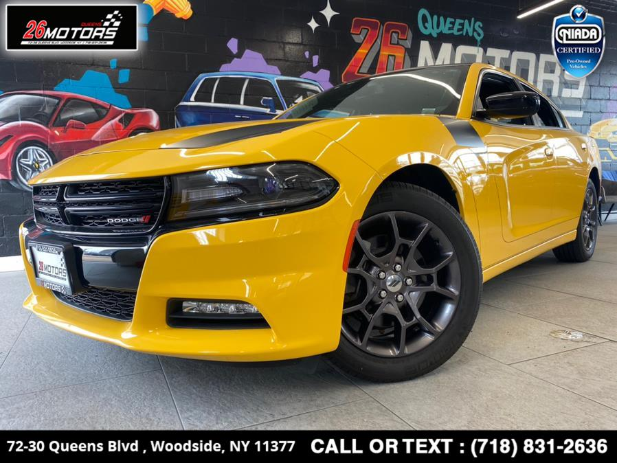 Used Dodge Charger GT AWD 2018 | 26 Motors Queens. Woodside, New York