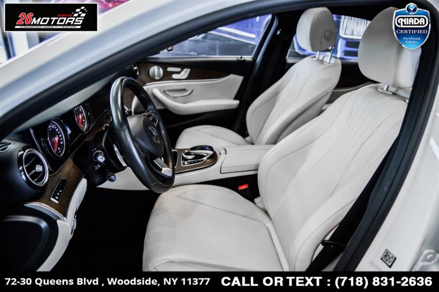 Used Mercedes-Benz E-Class E 400 4MATIC Sedan 2018 | 26 Motors Queens. Woodside, New York