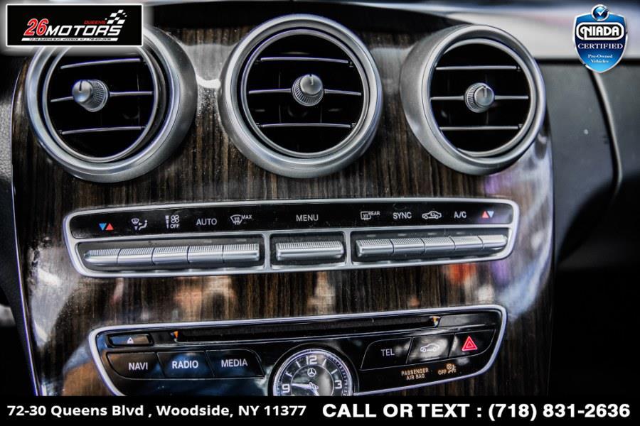 Used Mercedes-Benz C-Class C 300 Sedan 2018 | 26 Motors Queens. Woodside, New York