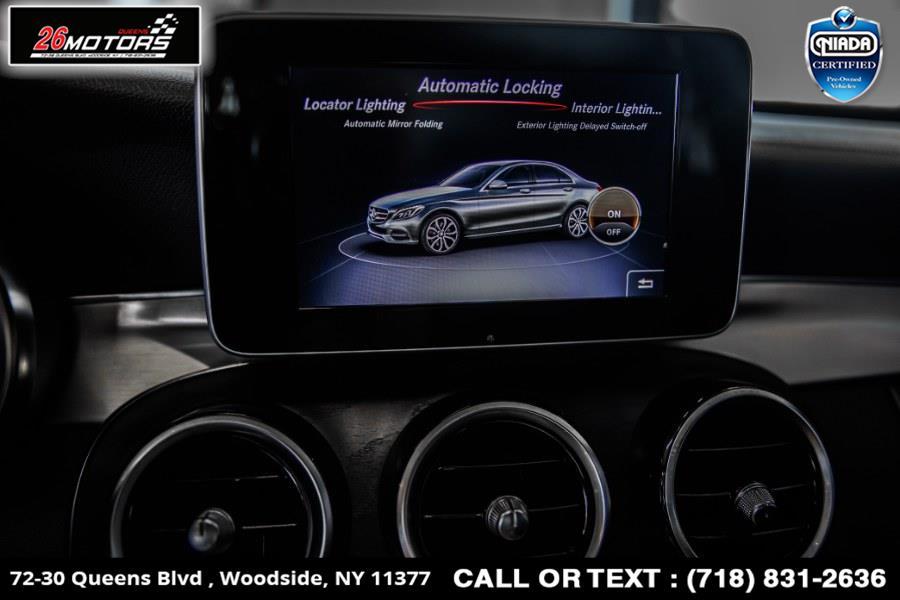 Used Mercedes-Benz C-Class C 300 4MATIC Sedan 2018   26 Motors Queens. Woodside, New York