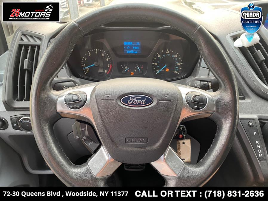"""Used Ford Transit Cargo Van T-250 130"""" Low Rf 9000 GVWR Swing-Out RH Dr 2016 