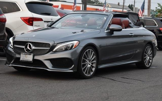 Used 2017 Mercedes-benz C-class in Valley Stream, New York | Certified Performance Motors. Valley Stream, New York