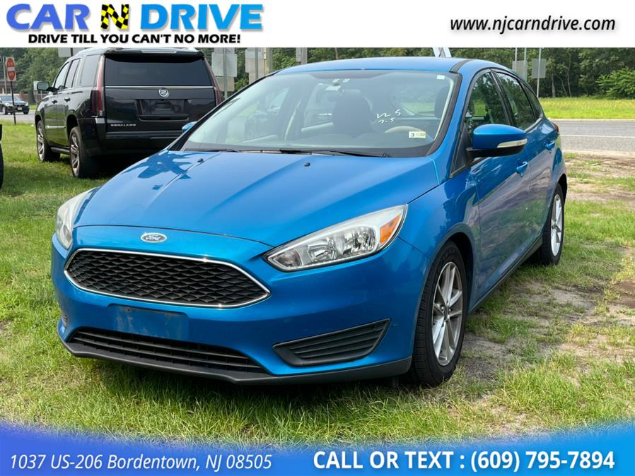 Used Ford Focus SE Hatch 2015 | Car N Drive. Bordentown, New Jersey