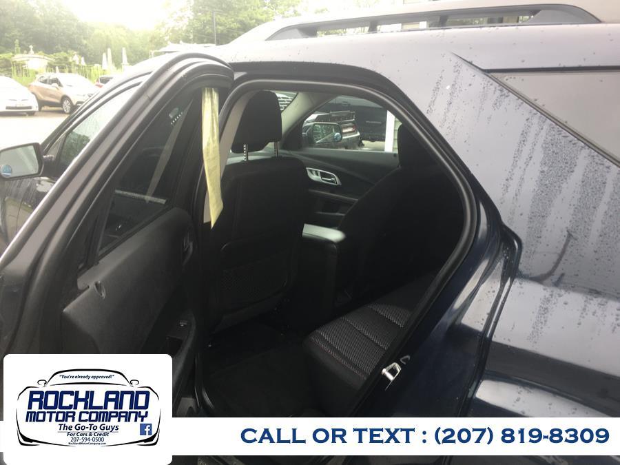 Used Chevrolet Equinox AWD 4dr LT w/1LT 2015 | Rockland Motor Company. Rockland, Maine